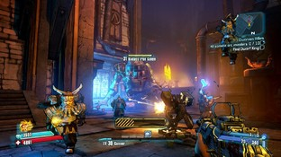 Test Borderlands 2 : Tiny Tina's Assault on Dragon Keep Xbox 360 - Screenshot 15