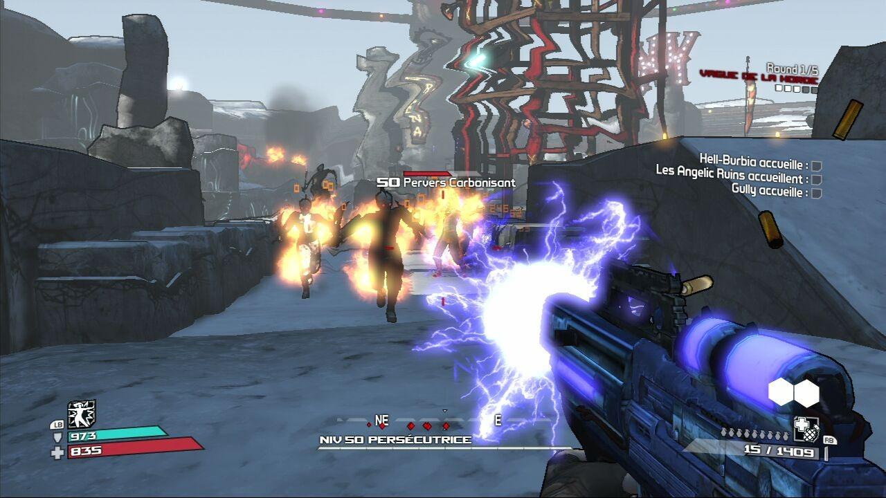 Borderlands : Emeute dans l'Underdome de Mad Moxxi - Xbox 360 - image