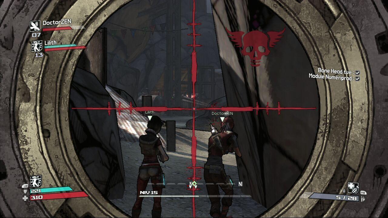 jeuxvideo.com Borderlands - Xbox 360 Image 72 sur 256