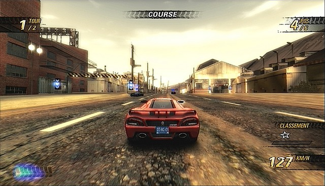 Images Burnout : Revenge Xbox 360 - 39