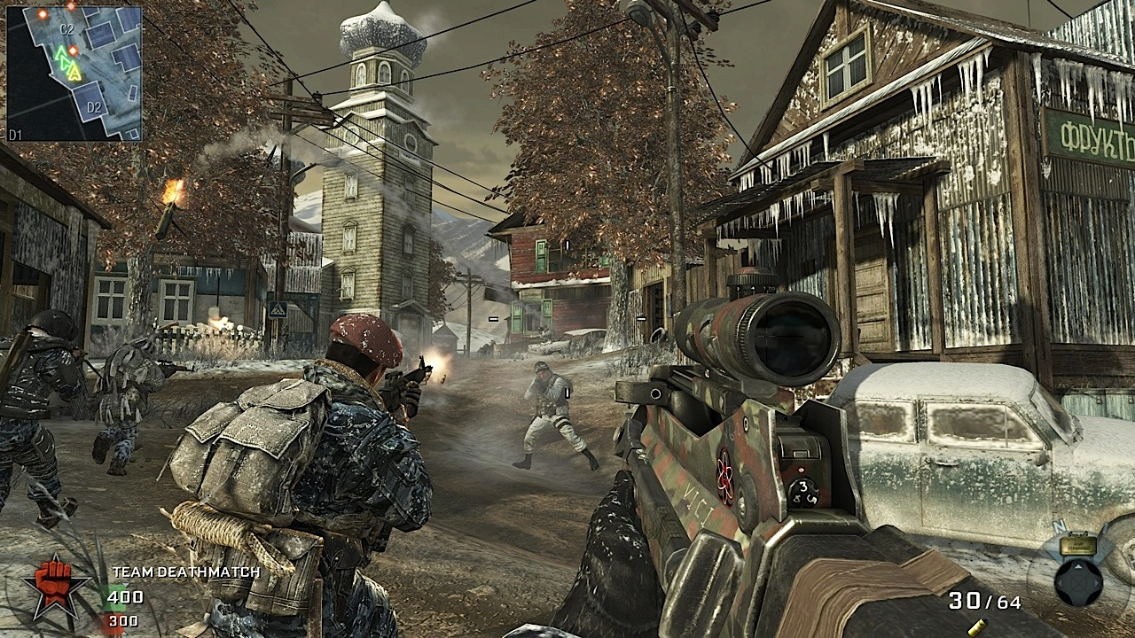 jeuxvideo.com Call of Duty : Black Ops - Escalation - Xbox 360 Image