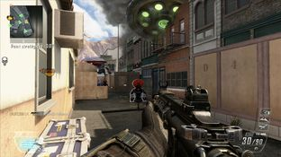 Test Call of Duty : Black Ops II - Uprising Xbox 360 - Screenshot 1