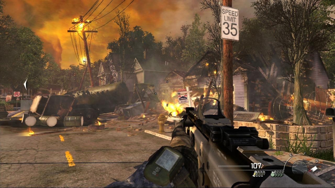 jeuxvideo.com Call of Duty : Modern Warfare 2 - Xbox 360 Image 76 sur