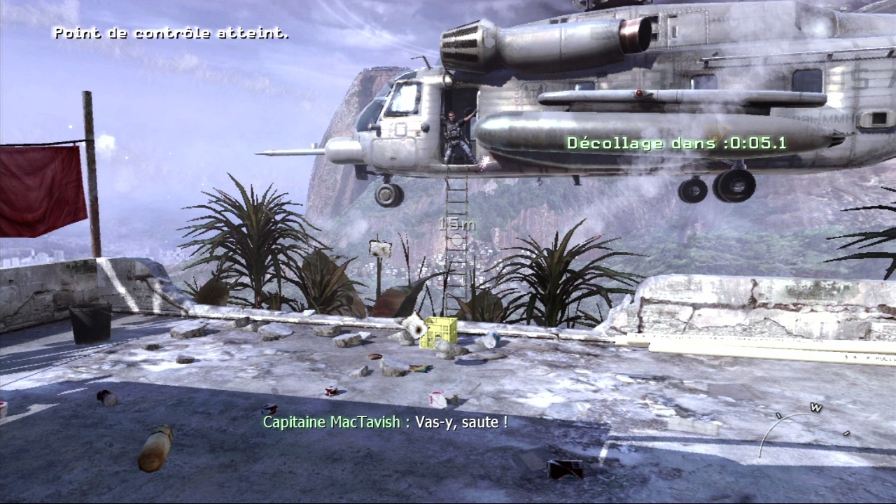 Images Call of Duty : Modern Warfare 2 Xbox 360 - 106