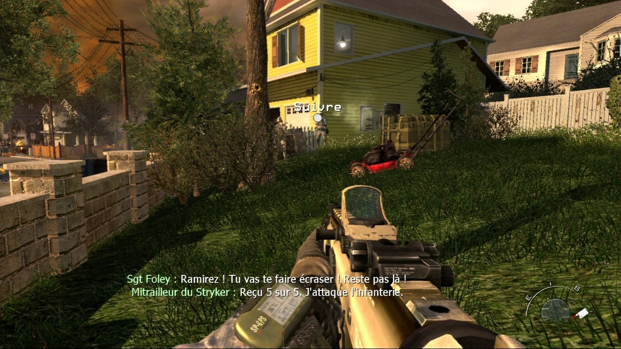 Images Call of Duty : Modern Warfare 2 Xbox 360 - 112