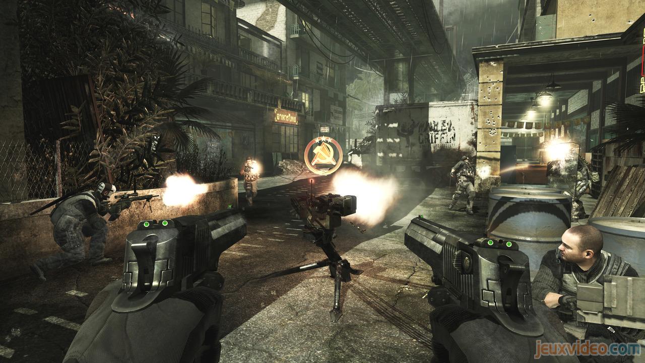 Call of Duty : Modern Warfare 3- Xbox 360
