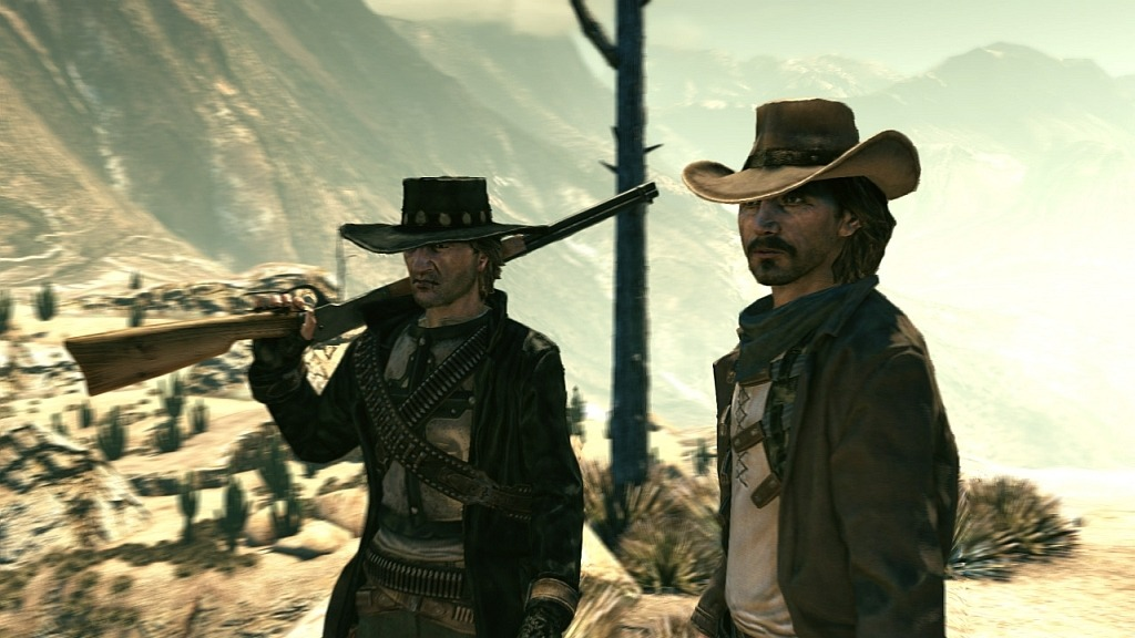Images Call of Juarez : Bound in Blood Xbox 360 - 10