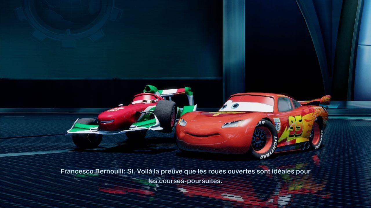 jeuxvideo.com Cars 2 - Xbox 360 Image 30 sur 225