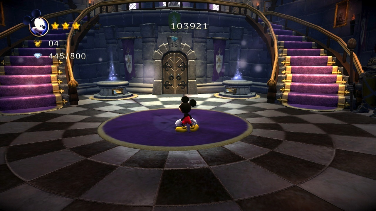 jeuxvideo.com Castle of Illusion starring Mickey Mouse - Xbox 360