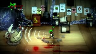 Test Charlie Murder Xbox 360 - Screenshot 2