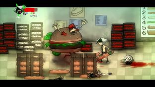 Test Charlie Murder Xbox 360 - Screenshot 3