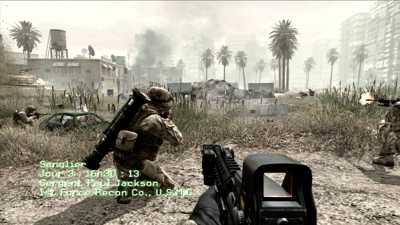 jeuxvideo.com Call of Duty 4 : Modern Warfare - Xbox 360 Image 13 sur