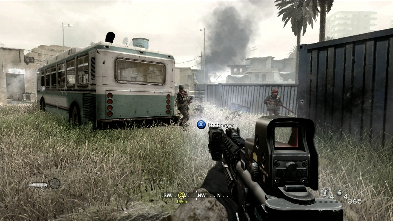 Images Call of Duty 4 : Modern Warfare Xbox 360 - 23