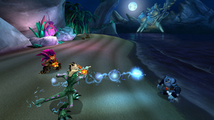 Crash of the Titans 360 - Screenshot 1