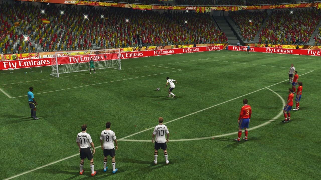 jeuxvideo.com Coupe du Monde de la FIFA : Afrique du Sud 2010 - Xbox ...