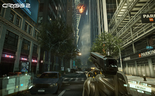 Test Crysis 2 Xbox 360 - Screenshot 113