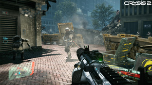 Test Crysis 2 Xbox 360 - Screenshot 114