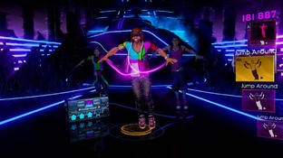 Test Dance Central 2 Xbox 360 - Screenshot 7