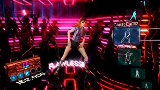 Test Dance Central Xbox 360 - Screenshot 1