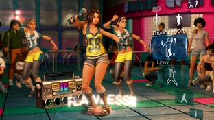 Test Dance Central Xbox 360 - Screenshot 2
