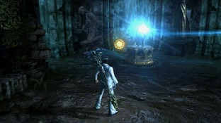 Test Dante's Inferno : Forêt Sombre Xbox 360 - Screenshot 11