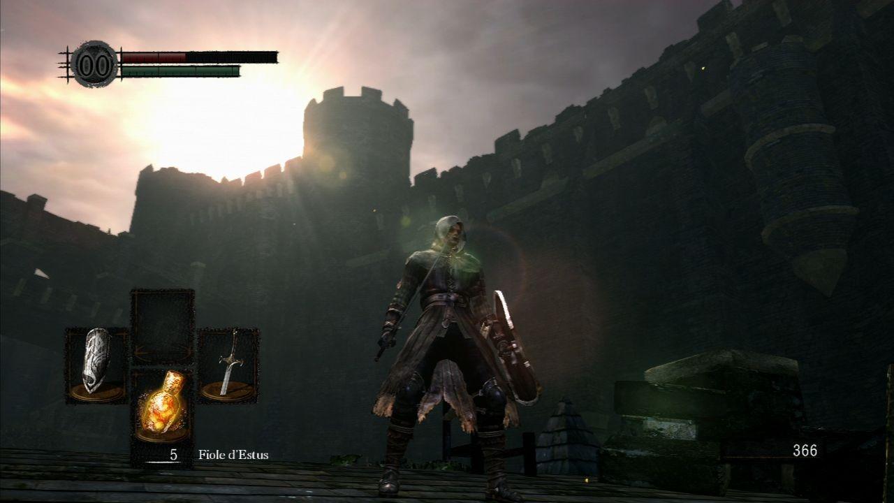 Dark Souls- Xbox 360