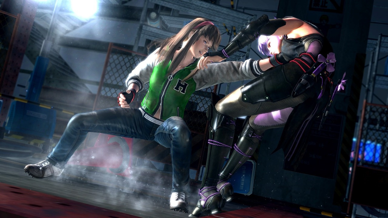 Dead or Alive 5 PAL XBOX360 COMPLEX
