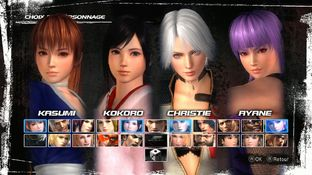 Test Dead or Alive 5 Xbox 360 - Screenshot 210