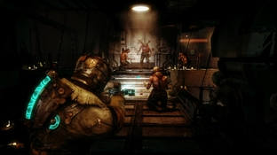 Test Dead Space 3 : Awakened Xbox 360 - Screenshot 6