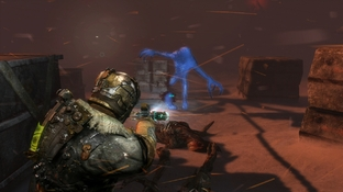 Test Dead Space 3 : Awakened Xbox 360 - Screenshot 10