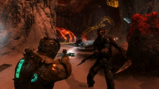 Test Dead Space 3 : Awakened Xbox 360 - Screenshot 11