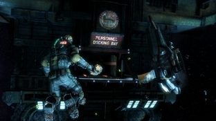 Test Dead Space 3 : Awakened Xbox 360 - Screenshot 16