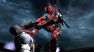 Deadpool The Game Xbox 360