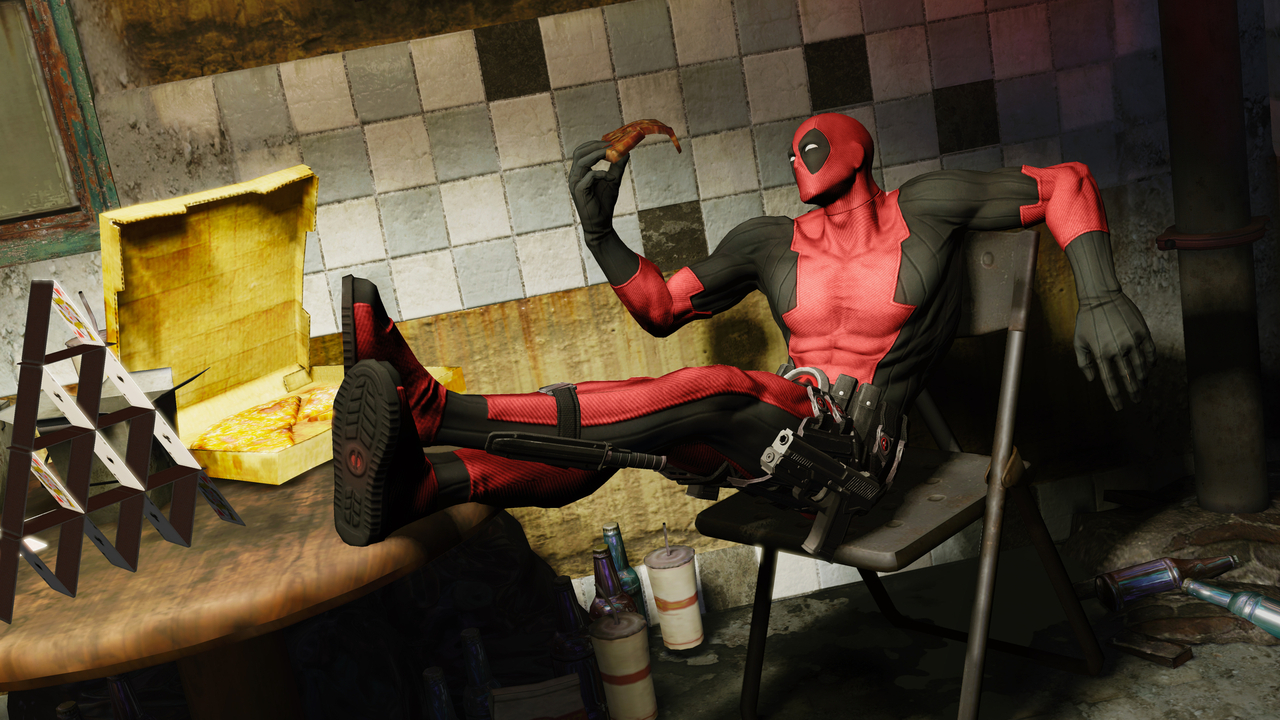 Images Deadpool The Game Xbox 360 - 13