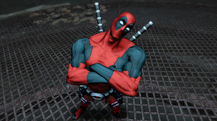 Deadpool se trouve un map pack