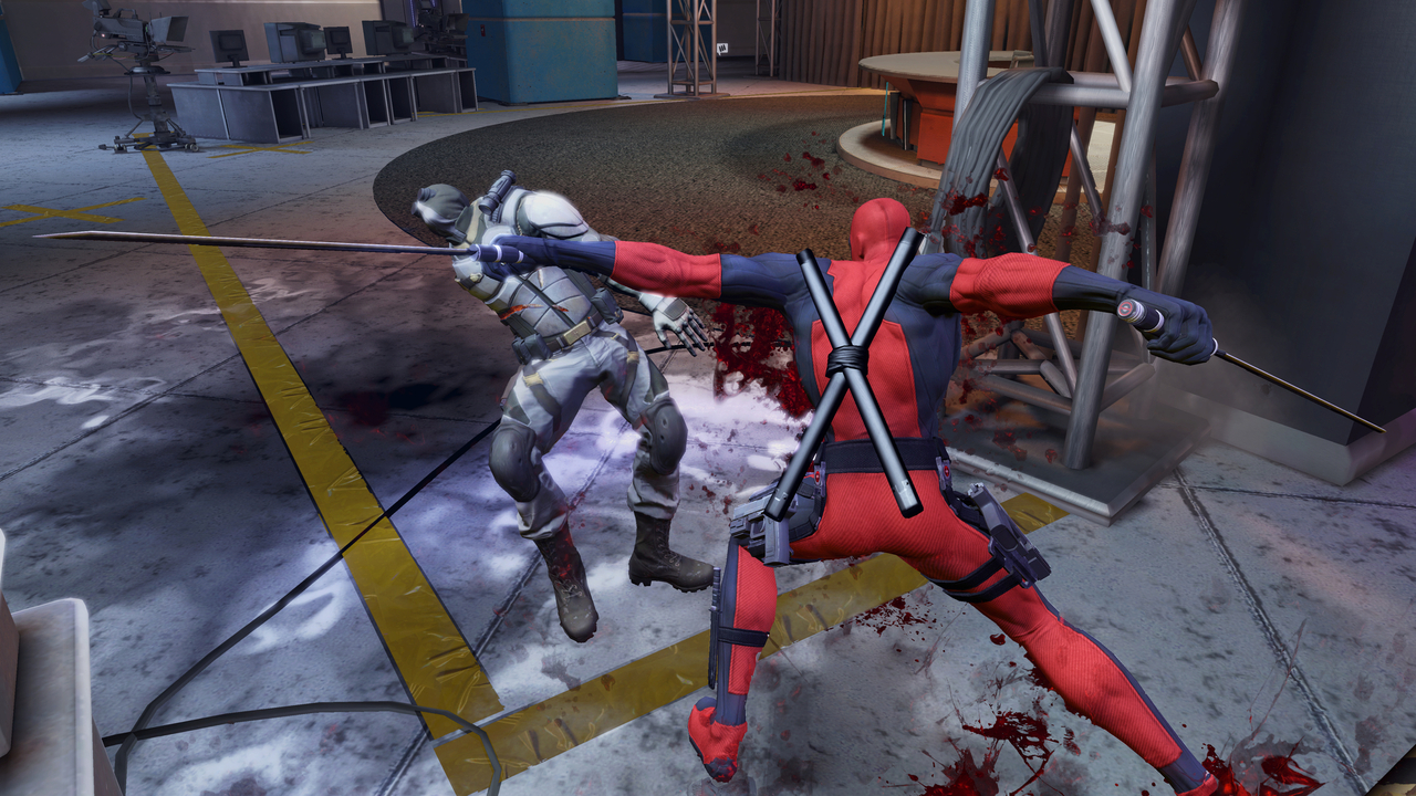 Images Deadpool The Game Xbox 360 - 17