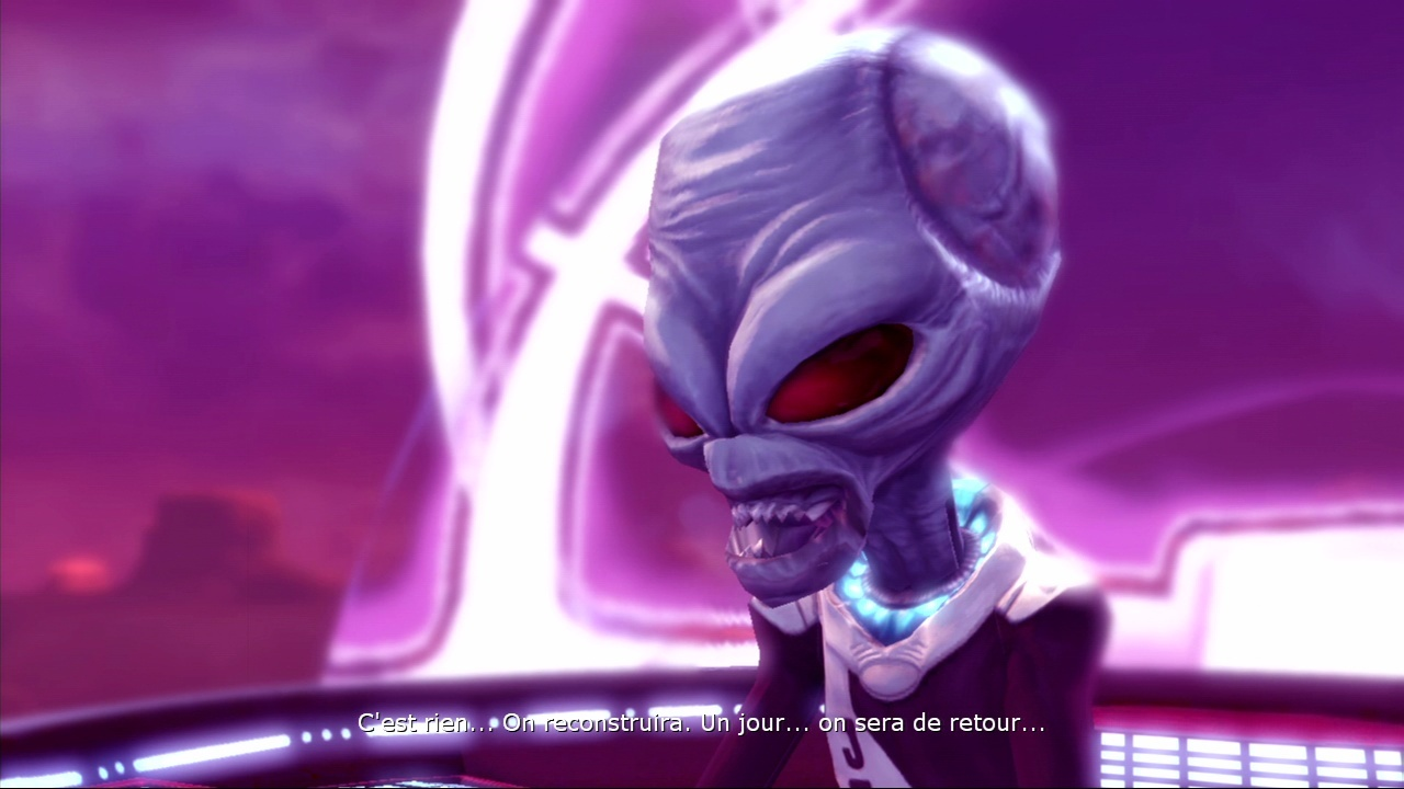 Images Destroy All Humans ! En Route Vers Paname ! Xbox 360 - 24