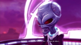 Destroy All Humans ! En Route Vers Paname ! Xbox 360