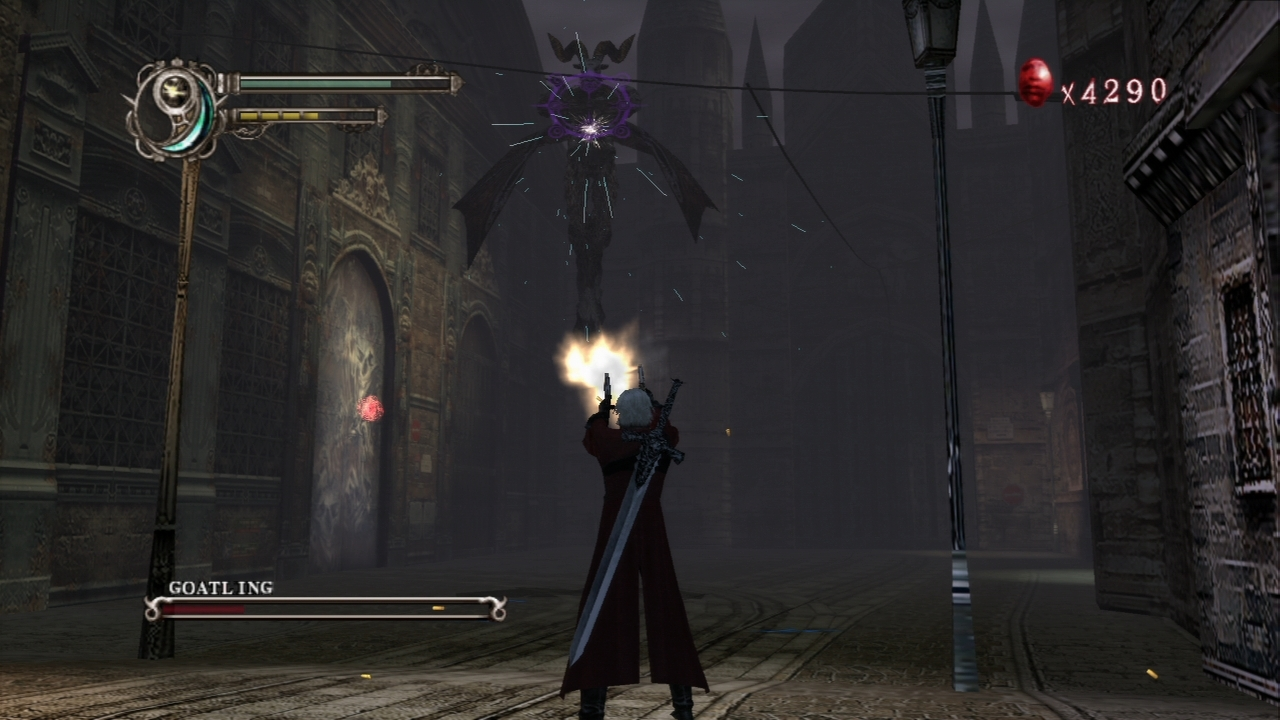 Images Devil May Cry HD Collection Xbox 360 - 56