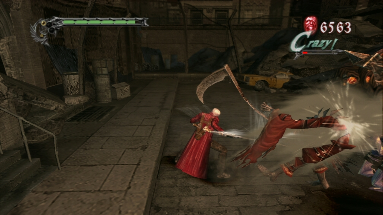 Images Devil May Cry HD Collection Xbox 360 - 64