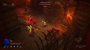 Test Diablo III Xbox 360 - Screenshot 19
