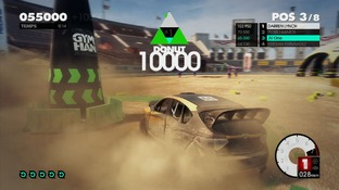 Test DiRT 3 Xbox 360 - Screenshot 39