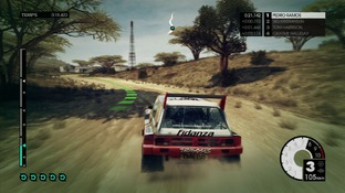 Test DiRT 3 Xbox 360 - Screenshot 40
