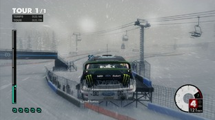 Test DiRT 3 Xbox 360 - Screenshot 42