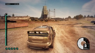 Test DiRT 3 Xbox 360 - Screenshot 46