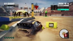 Test DiRT 3 Xbox 360 - Screenshot 50