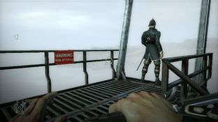 Test Dishonored Xbox 360 - Screenshot 117