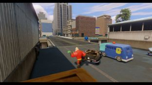 Test Disney Infinity Xbox 360 - Screenshot 92