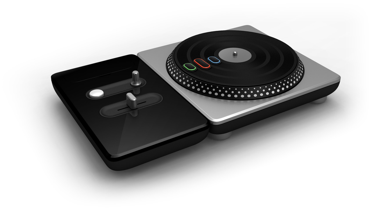 dj hero la platine a un prix actualit s. Black Bedroom Furniture Sets. Home Design Ideas