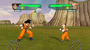 Images de Dragon Ball Z : Budokai HD Collection